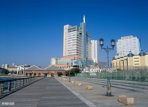 Kobe Harborland, Kobe, Hyogo, Japan