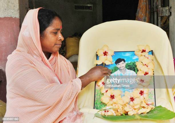 Kobita Mondol who lost her brotherinlaw Pushpendu during the police firing complained that the family is yet to get digital ration cards even after...