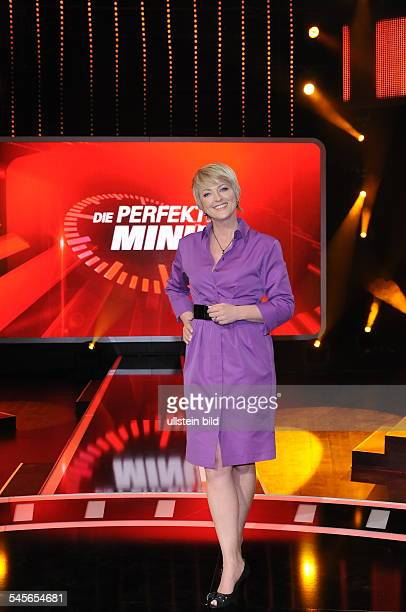 Kock am Brink Ulla Presenter Germany TVShow 'Die perfekte Minute'