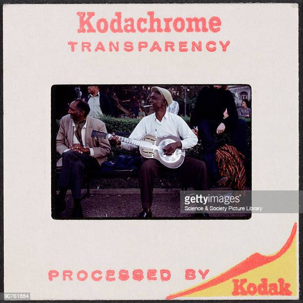 Kodachrome film the first multilayer colour film was introduced in 1935 by Eastman Kodak initially in the form of 16 mm movie film followed by 35 mm...