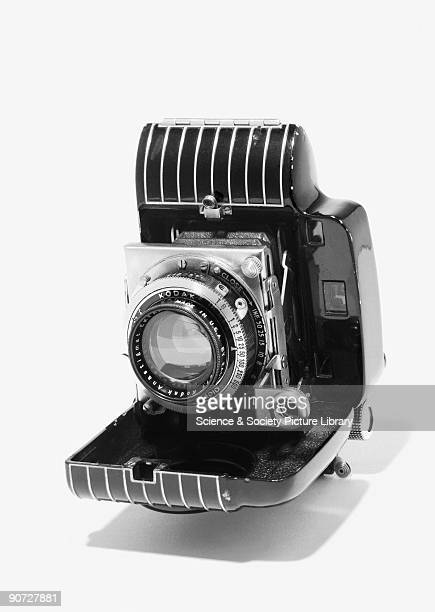 Kodak 'Bantam Special' camera 1936 Kodak 'Bantam Special' camera 1936 This bellows camera used 828 roll film