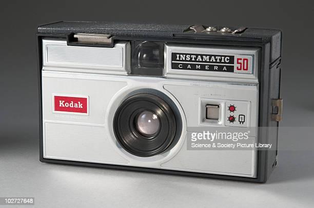 Kodak Instamatic 50 camera 1963
