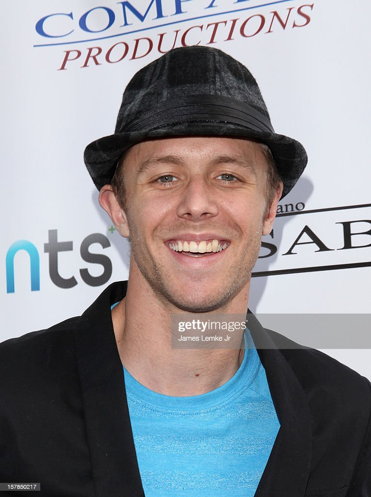 Kody Corduan attends the 'Edge Of Salvation' Los Angeles Premiere held at the ArcLight Sherman Oaks on December 6, 2012 in Sherman Oaks, California.