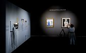 Paintings 'Les Trois Hollandaises' 'La Belle Hollandaise' by late spanish artist Pablo Picasso and photographs pictures letters and objects which he...