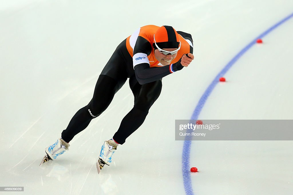 Speed Skating - Winter Olympics Day 5