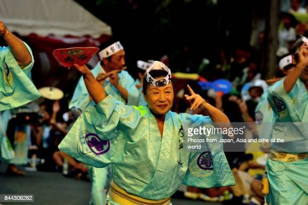 Koenji Awa Dance Festival, Tokyo