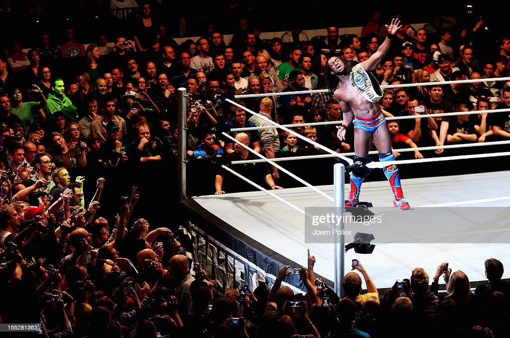 WWE Wrestling - World Tour 2012