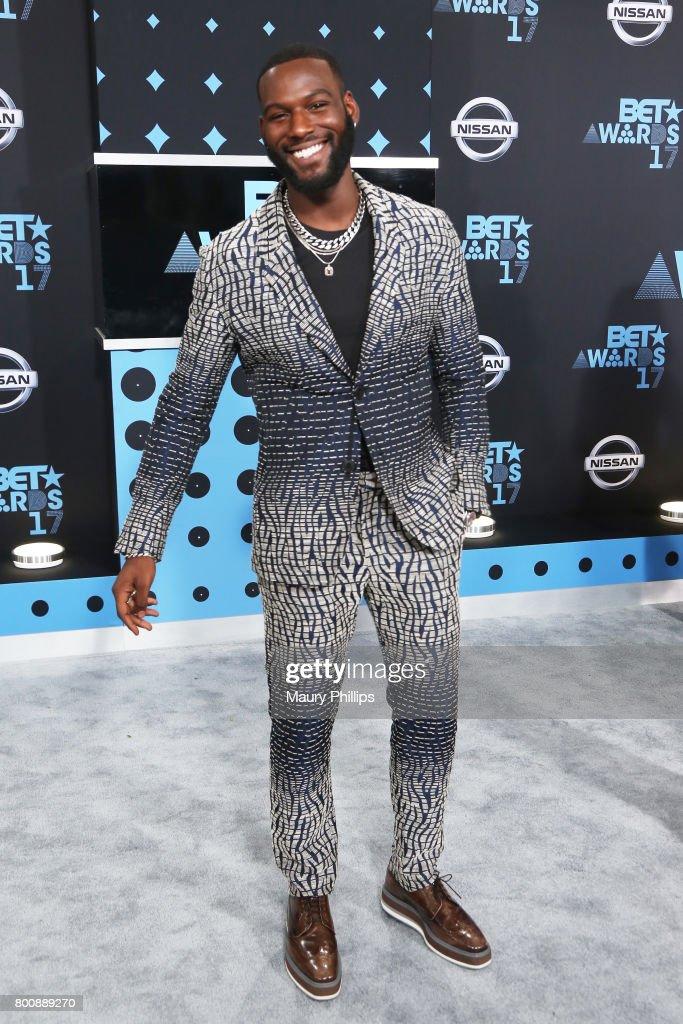 Kofi Siriboe at the 2017 BET Awards at Microsoft Square on June 25, 2017 in Los Angeles, California.