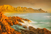 Kogel Bay sunset, Cape Town
