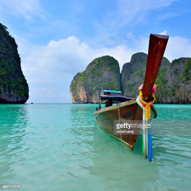 Thai Island Koh Phi Phi: Koh Phi Phi Stock Photos And Pictures