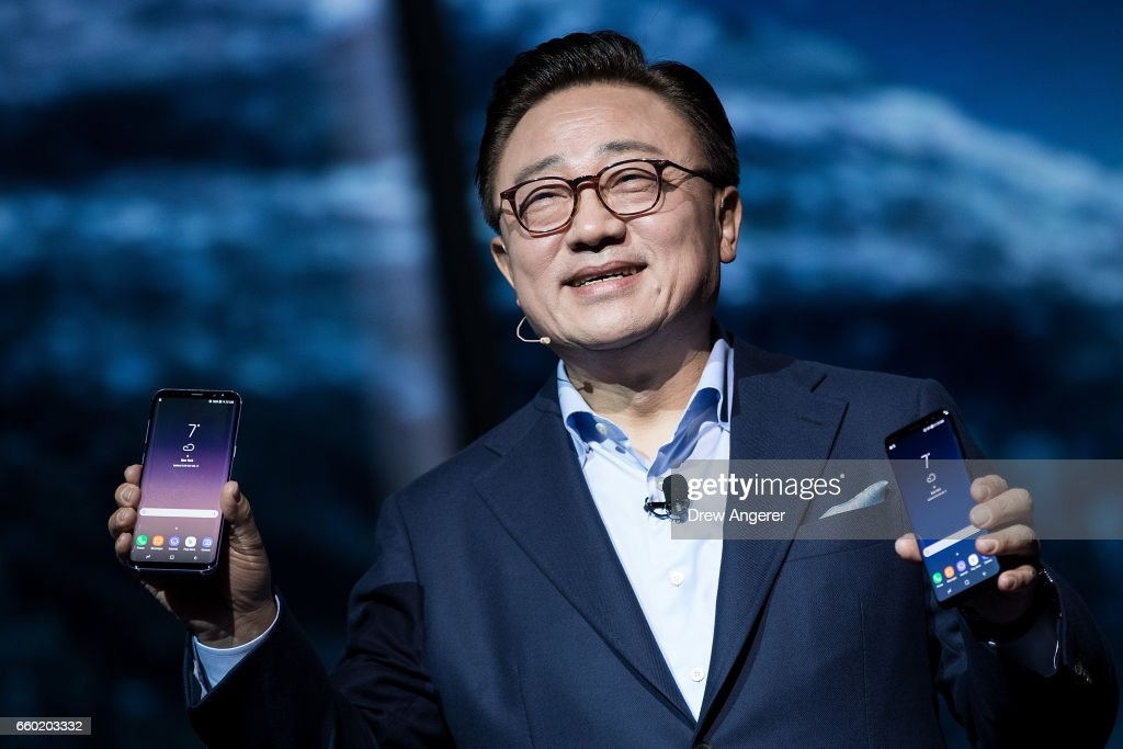 Samsung Launches the Galaxy S8