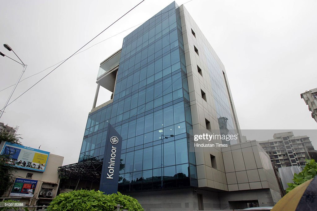 Kohinoor Corporate Office on July 22, 2005 in Mumbai, India.