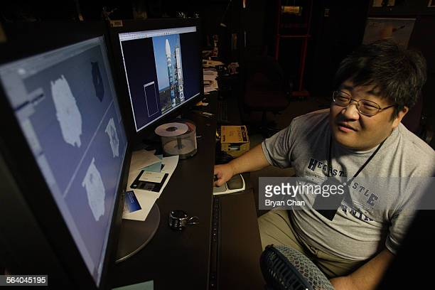 Koji Kuramura is a computer animator who previously worked on the Stark Trek Enterprise TV series He is among a group of Hollywood trained animators...