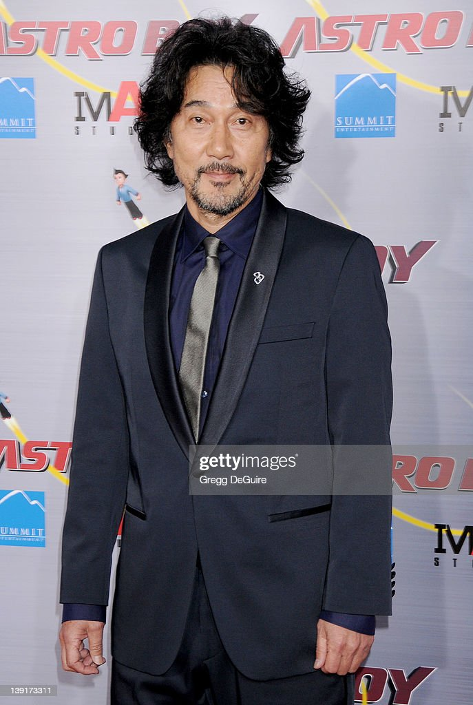 <a gi-track='captionPersonalityLinkClicked' href=/galleries/search?phrase=Koji+Yakusho&family=editorial&specificpeople=616781 ng-click='$event.stopPropagation()'>Koji Yakusho</a> arrives at 'Astro Boy' Los Angeles Premiere at the Grauman's Chinese Theater on October 19, 2009 in Hollywood, California.