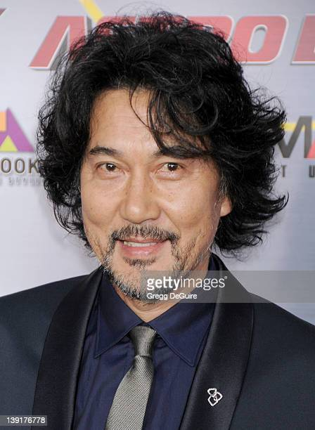 Koji Yakusho arrives at 'Astro Boy' Los Angeles Premiere at the Grauman's Chinese Theater on October 19 2009 in Hollywood California