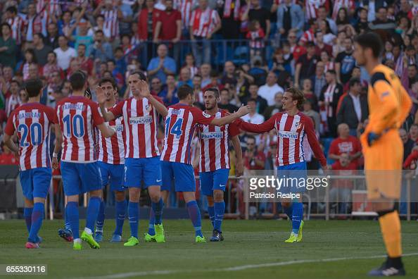 Club Atletico de Madrid v Sevilla FC - La Liga : News Photo