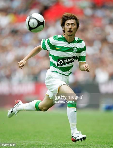 Koki Mizuno of Glasgow Celtic