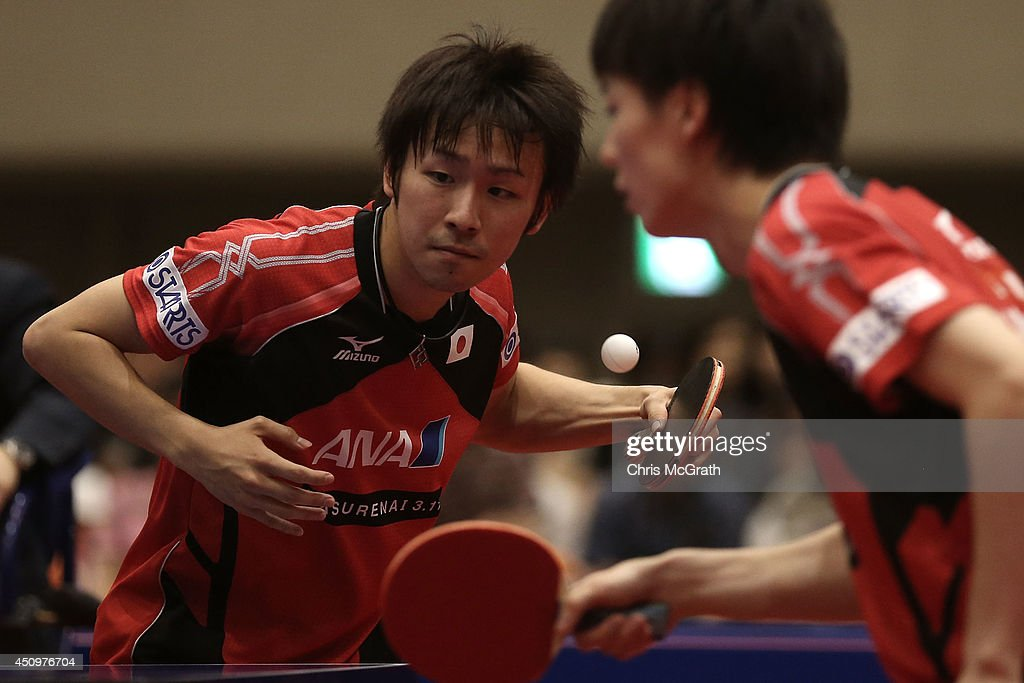 Table Tennis World Tour Japan Open In Yokohama - Day 2