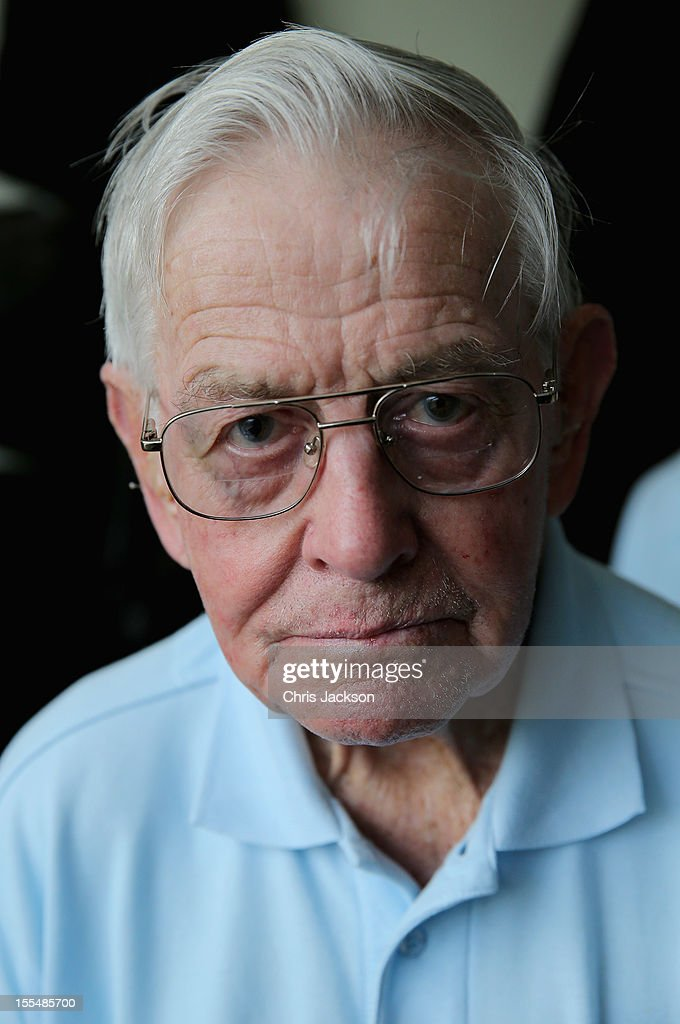 Kokoda Campaign veteran Bob Iskov pose for a photograph before chatting to Camilla, Duchess of Cornwall during a reception for Kokoda Veterans on the 70th Anniversary of the Australian battle against to Japanese at the Airways Hotel on November 4, 2012 in Port Moresby, Papua New Guinea. The Royal couple are in Papua New Guinea on the first leg of a Diamond Jubilee Tour taking in Papua New Guinea, Australia and New Zealand.