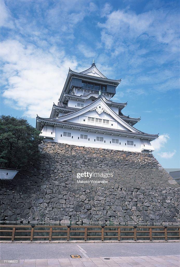 Kokura Castle, Fukuoka Prefecture, Japan