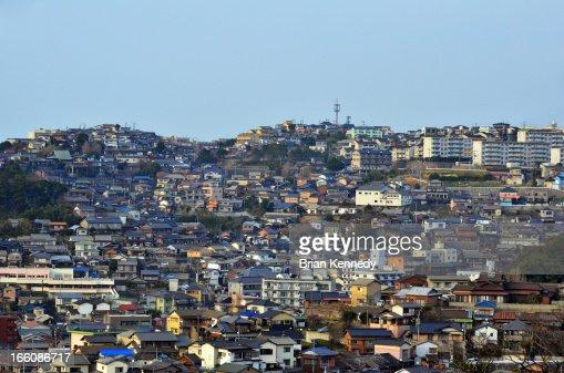 Kokura Cityscape