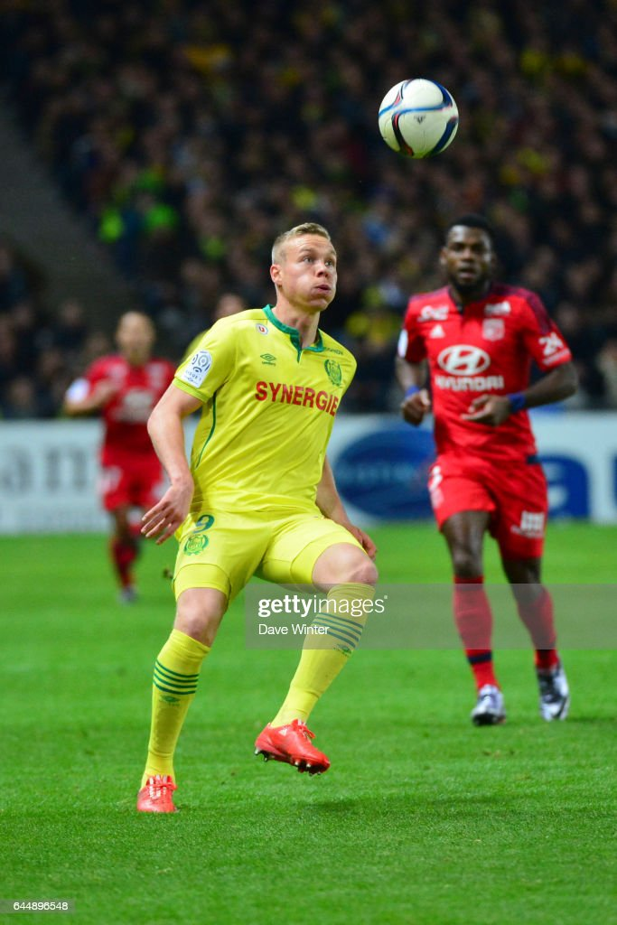 Kolbeinn SIGTHORSSON - - Nantes / Lyon - 16eme journee de Ligue 1, Photo: Dave Winter / Icon Sport