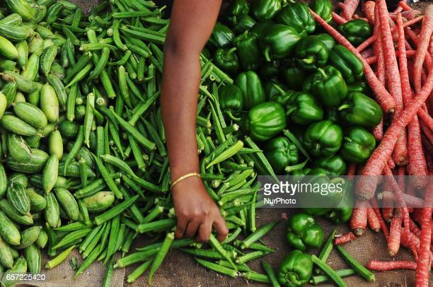 Kolkata Daily LifeVegetables laid out for sale at a market in south Kolkata Kolkata is India's oldest port city It is a place of sharp contrasts...