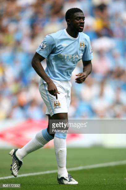 Kolo Toure Manchester City