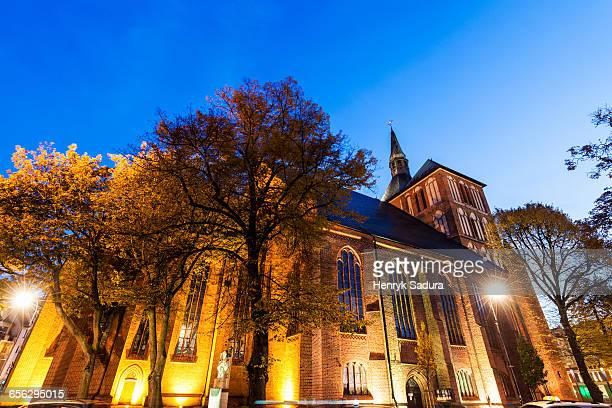 Kolobrzeg Cathedral Kolobrzeg, West Pomerania, Poland