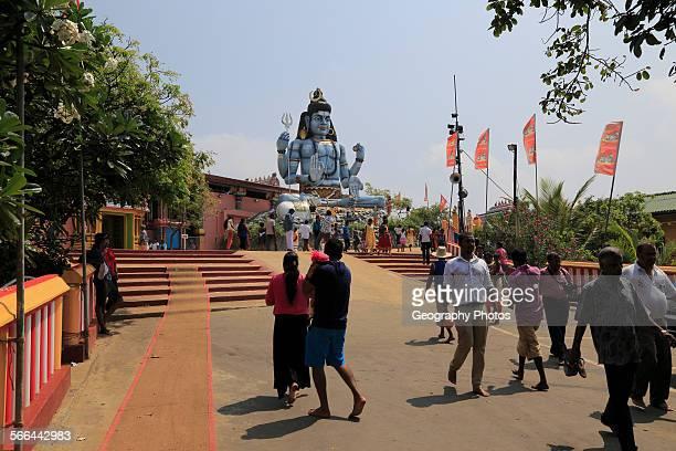 Koneswaram Kovil Hindu temple Trincomalee Sri Lanka Asia