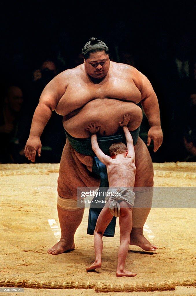 världens fetaste man