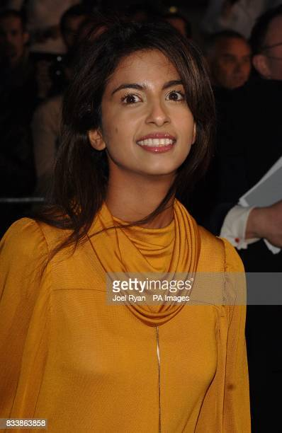 Konnie Huq arrives for the Pride of Britain Awards 2007 The London Studios Upper Ground London SE1