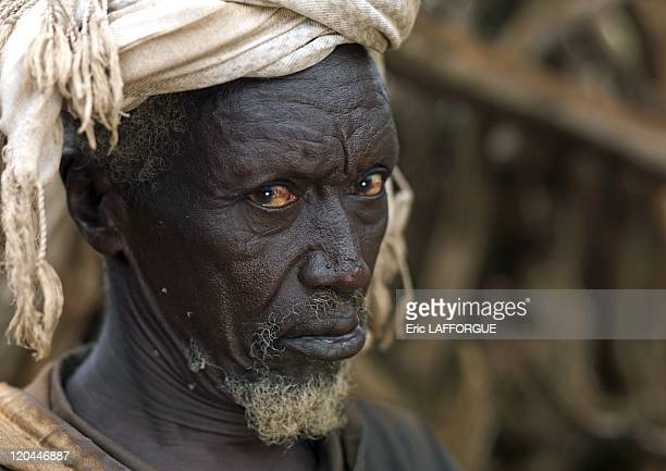 Konso tribe in Ethiopia on October 23 2008 The 60000 members of the Konso nation live in Central Ethiopia south of Lake Chamo in the Rift Valley They...
