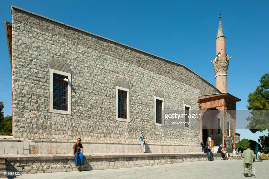 Konya Alaeddin Mosque Stock Photo  Getty Images