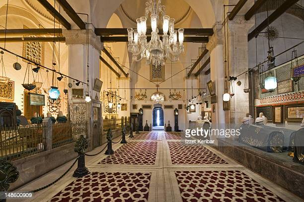 Konya Mevlana Mausoleum.