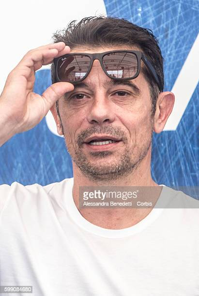 Kool Shen attends a photocall for 'Reparer Les Vivants' during the 73rd Venice Film Festival on September 4 2016 in Venice Italy