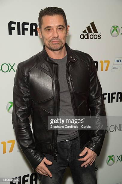 Kool Shen attends the Fifa 17 Xperience Party at Le Cercle Cadet on September 26 2016 in Paris France