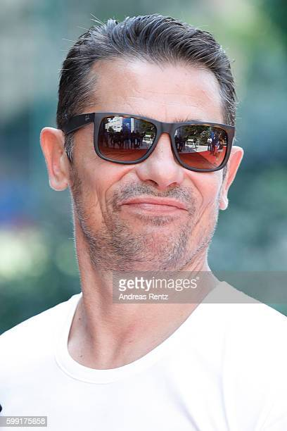 Kool Shen attends the premiere of 'Reparer Les Vivants' during the 73rd Venice Film Festival at Sala Darsena on September 4 2016 in Venice Italy