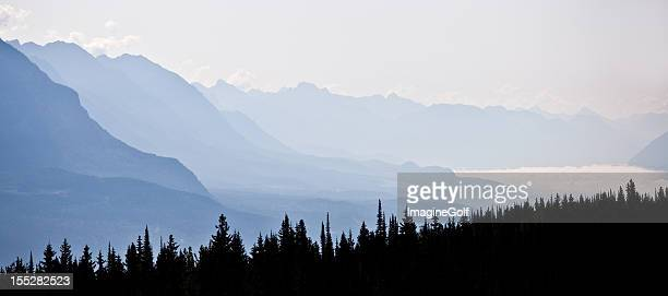 Kootenay Rockies Mountain Scenic