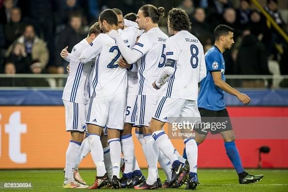 UEFA Champions League'Club Brugge v FC Kopenhagen' : News Photo