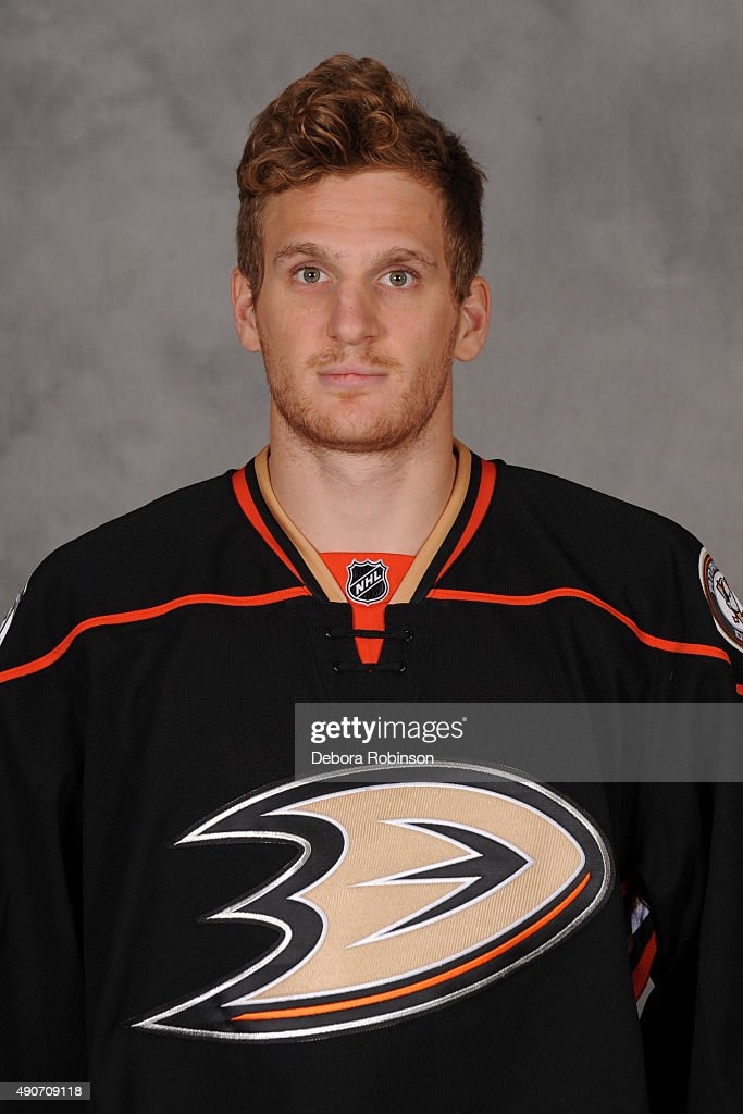 Anaheim Ducks Headshots