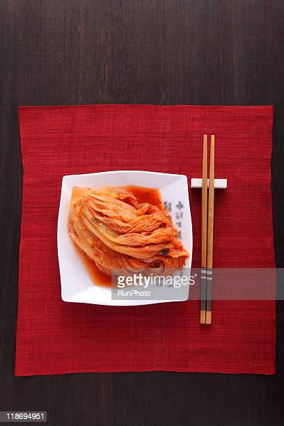 korea food,napa cabbage kimchi