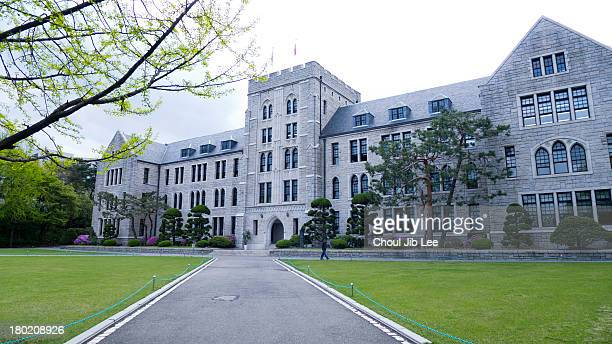 Korea University Campus in Seoul