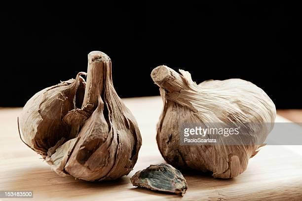 Korean Aged Black Garlic