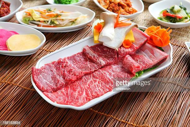 Korean BBQ - Galbi