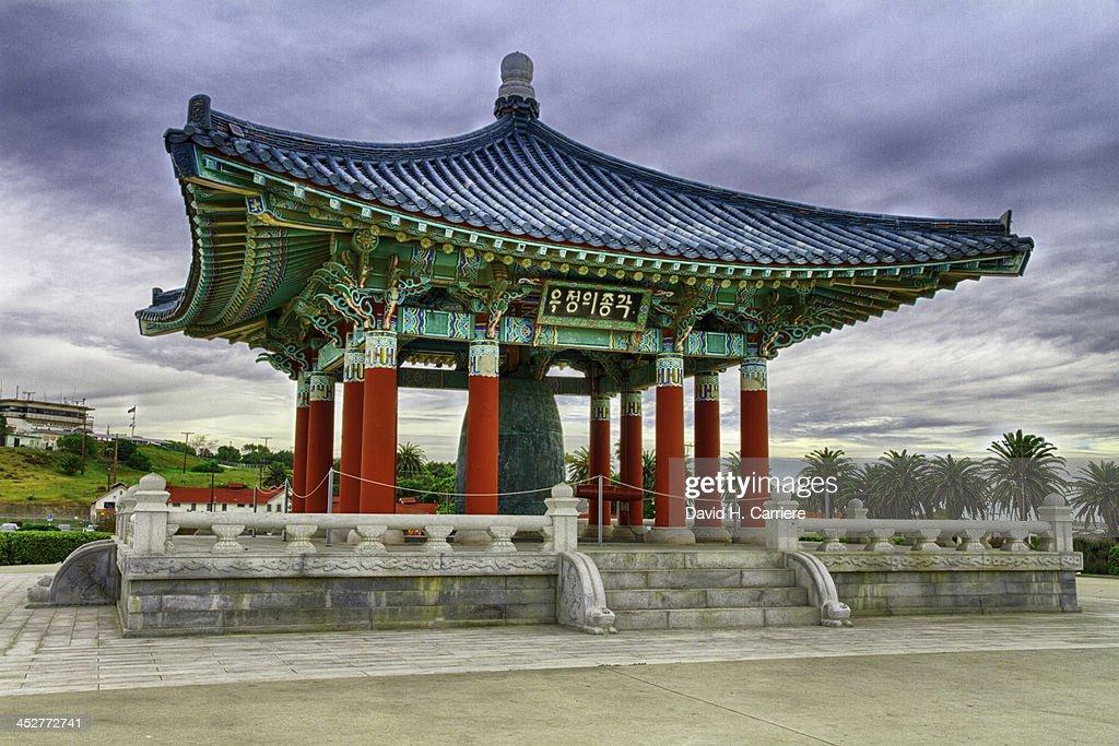 Korean Bell, San Pedro, California, USA