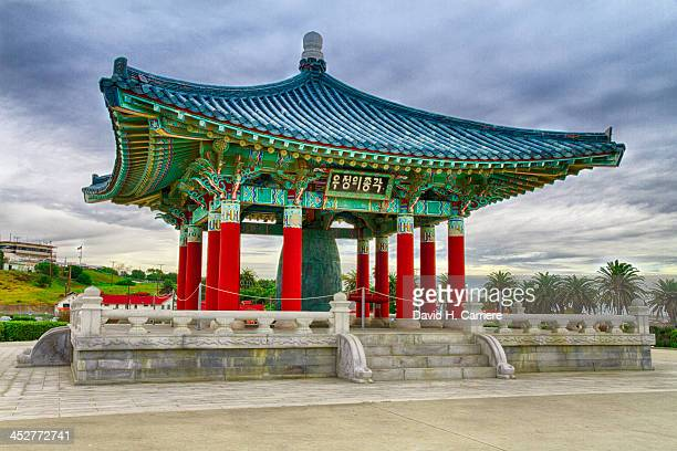 Korean Bell, San Pedro, California, USA