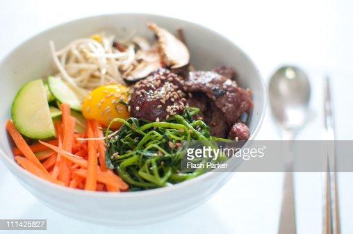 Korean Bibimbap