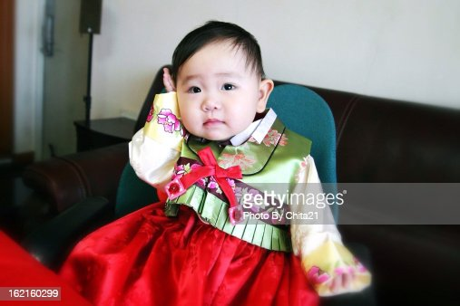 Korean clothes Baby girl