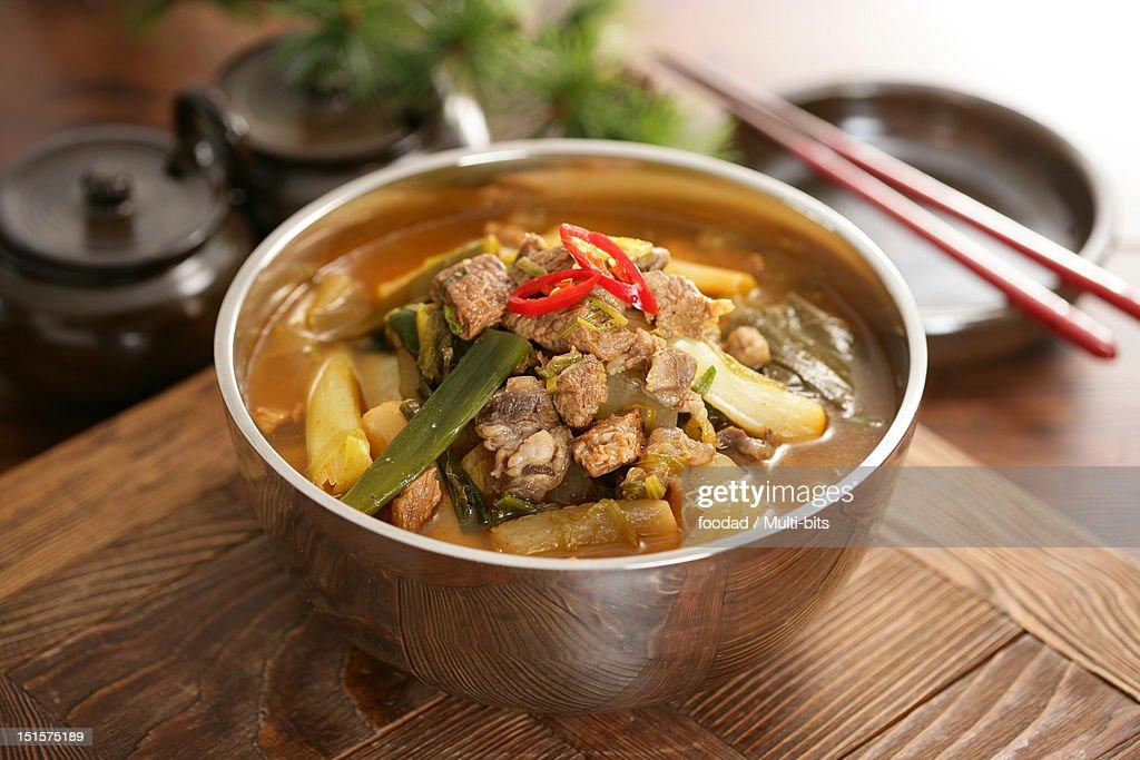 Korean food, Janggukbap